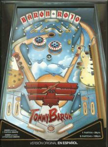Tommy Baron Rojo