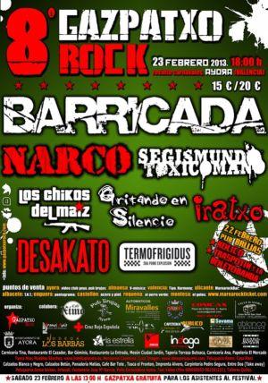 8º Gazpatxo Rock