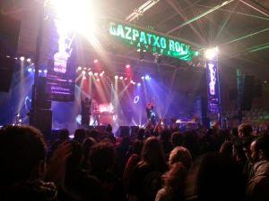 Gazpatxo Rock Chikos Del Maiz