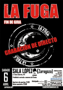 28 La Fuga Zaragoza