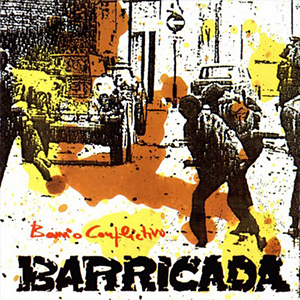 Barricada Barrio Conflictivo