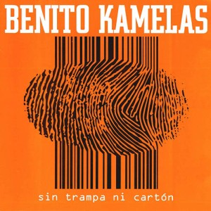 42 Benito Kamelas Sin Trampa Ni Carton