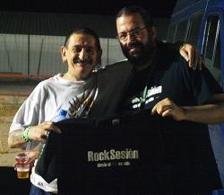RockSesion Evaristo