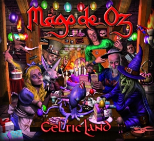 Mago De Oz Celtic Land