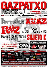37 9 Gazpatxo Rock