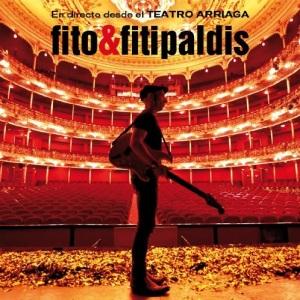 Fito y Fitipaldis Teatro Arriaga
