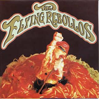 The Flying Rebollos - Esto huele a pasta