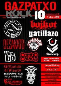 43 Gazpatxo Rock