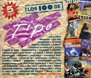 100 Los 100 De Tipo vol 1