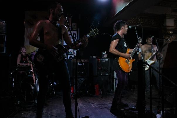 Manolo Kabezabolo RockSesion1