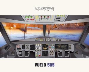 Vuelo 505 Turbulencias