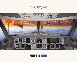 Vuelo 505 Turbulencias