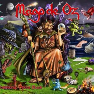 Mago de Oz Finisterra Opera Rock