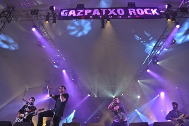 Gazpatxo Rock Funkiwis1 RockSesion