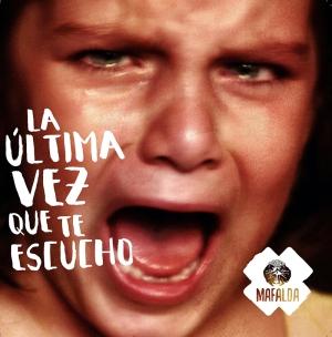 Mafalda La Ultima vez que te escucho